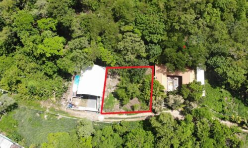 west end homesite roatan
