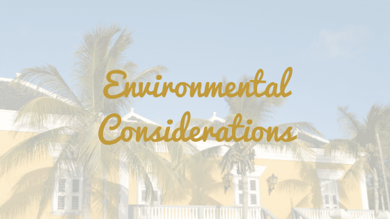 Roatan Real Estate_Environmental Considerations