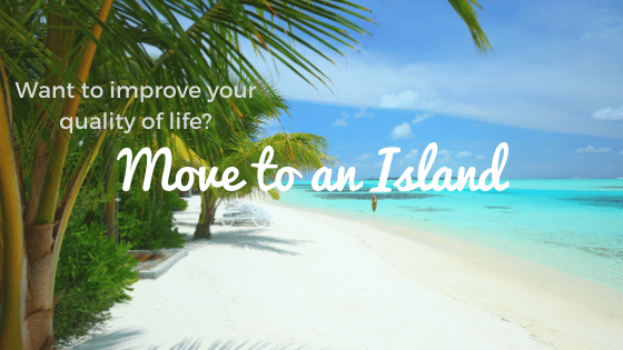 Move to an island